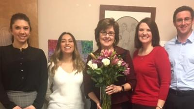 TALS' Executive Director named a 2017 'Woman of Influence'