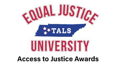 B. Riney Green Award: Access to Justice Award