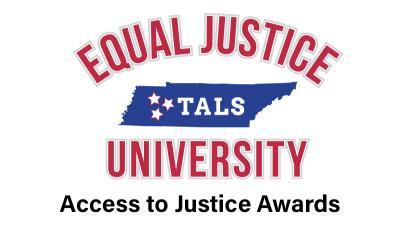 Janice M. Holder Award: Access to Justice Award