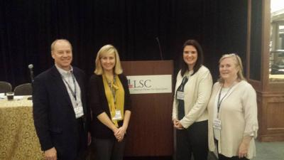 TN Well Represented at LSC' 2016 TIG Conference