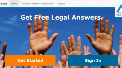 Celebrate Pro Bono Recap: TN Free Legal Answers