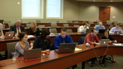 Memphis' Law School Hosts Virtual Legal Advice Clinic