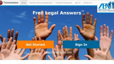 TN Free Legal Answers (formerly OTJ)